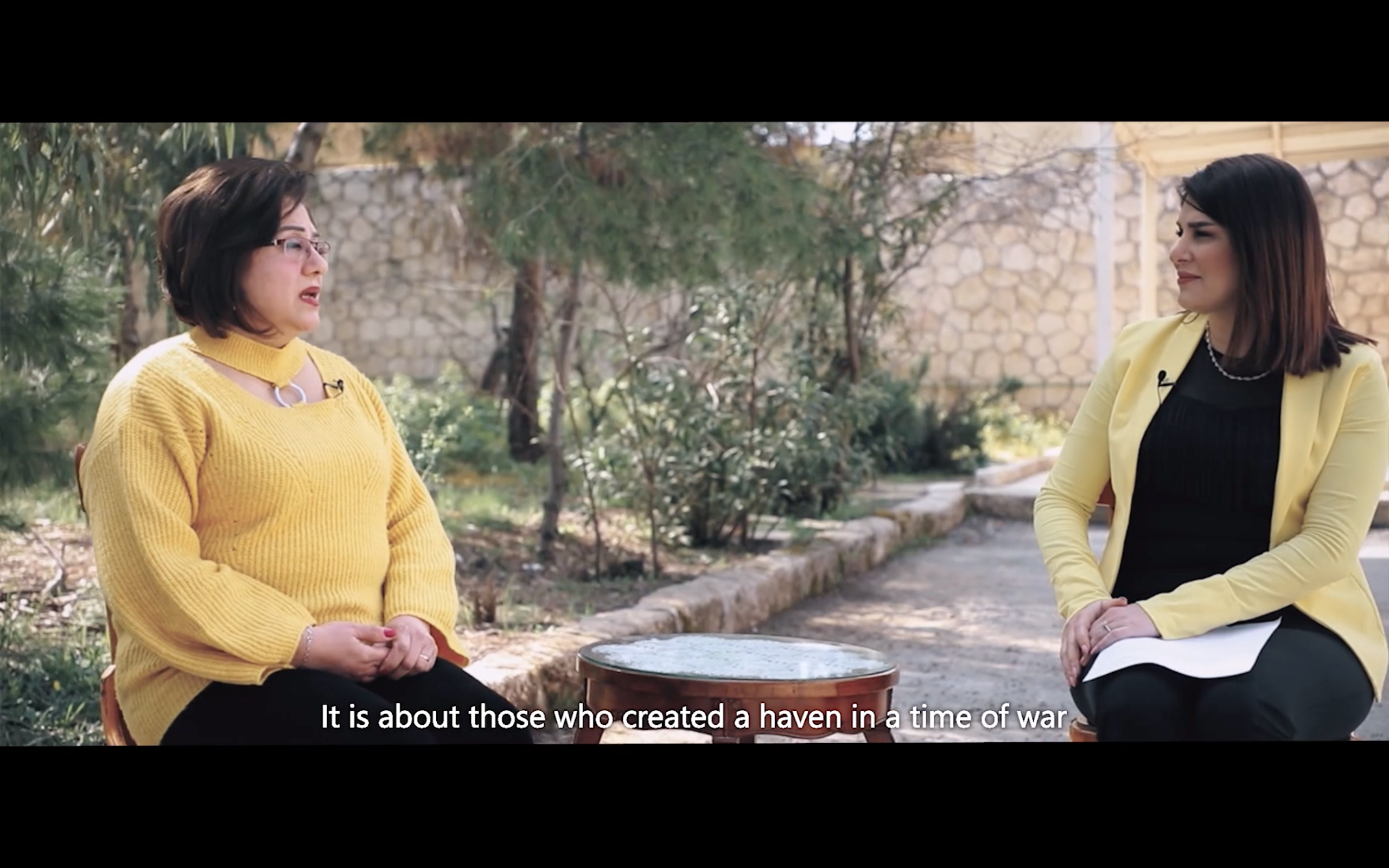 Syrian Women Bring Life, Hope, and Joy – You Are The Change- A New Production in Process!